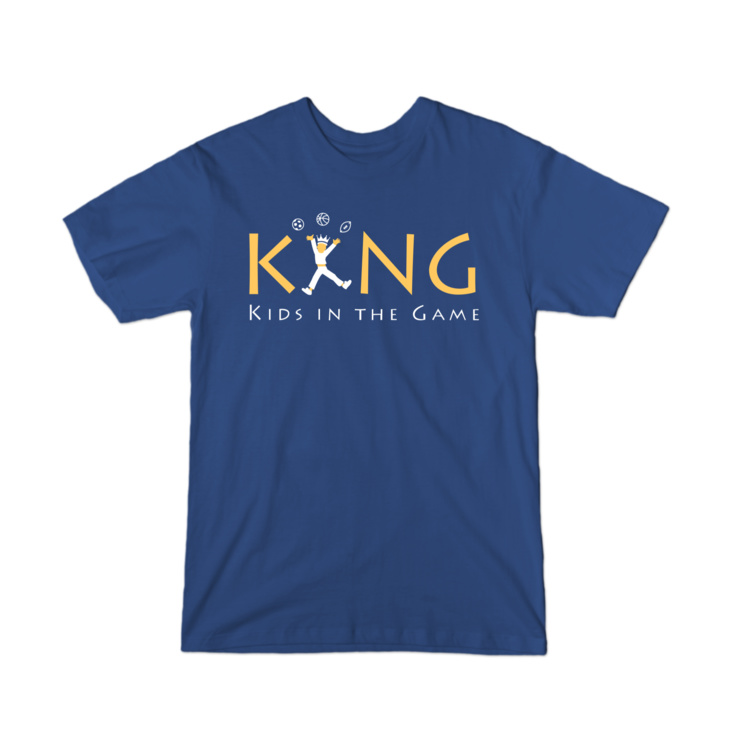 Kids In The Game Youth T-Shirt