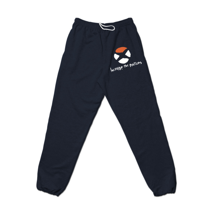 Orange Globe Sweatpant