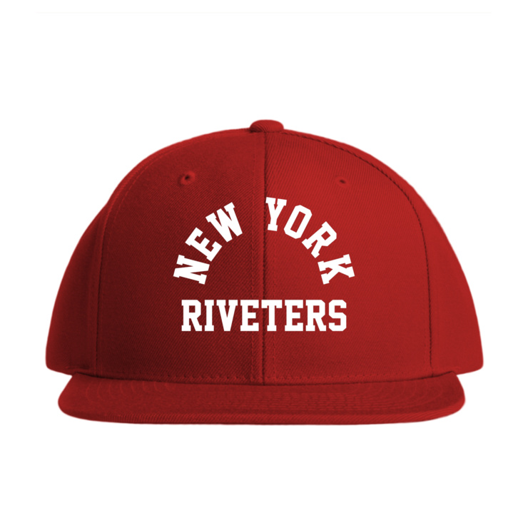 New York Riveters Classic Baseball Style Hats