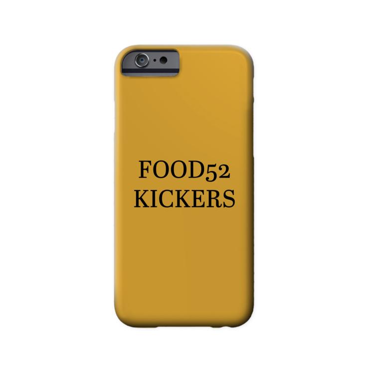 Food52 Shirt Phone Case