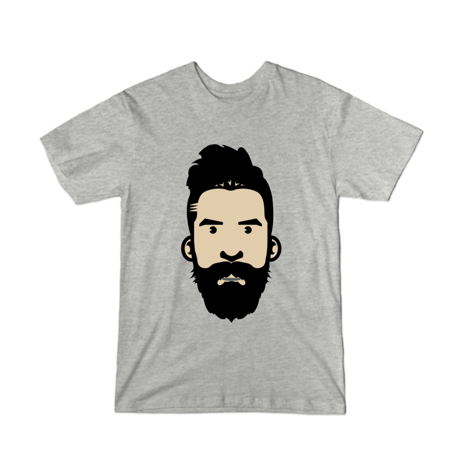 Beardmoji T-Shirt
