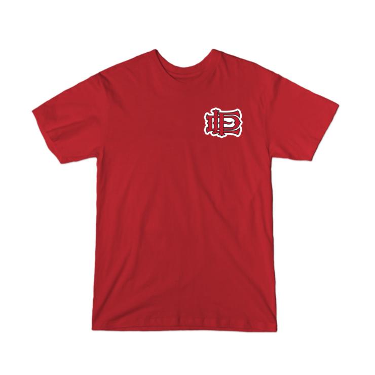 Lombard Fire Interlocking Youth T-Shirt