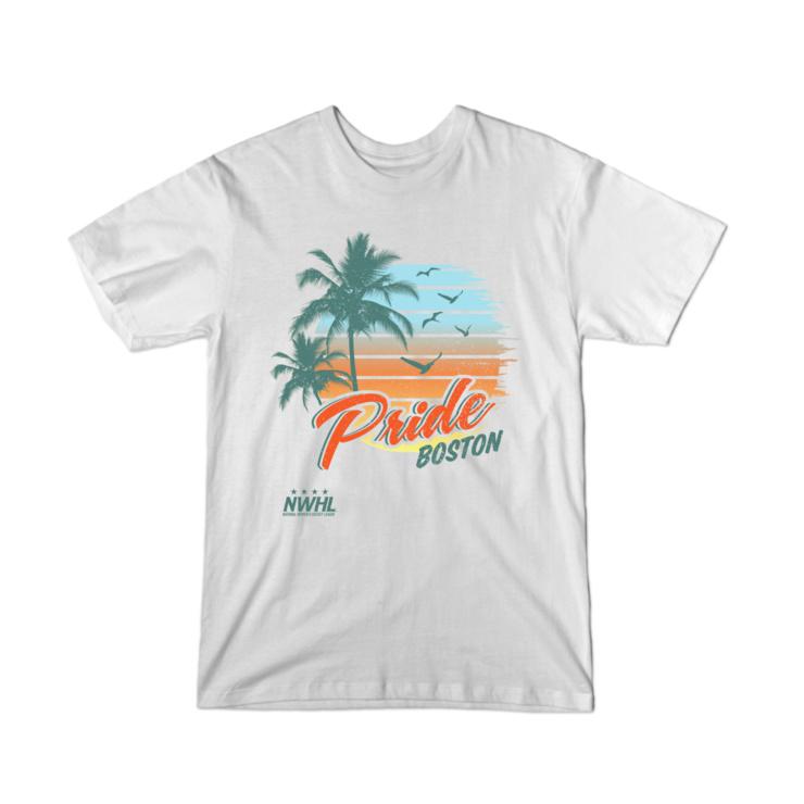 Boston Pride Summer T-Shirt