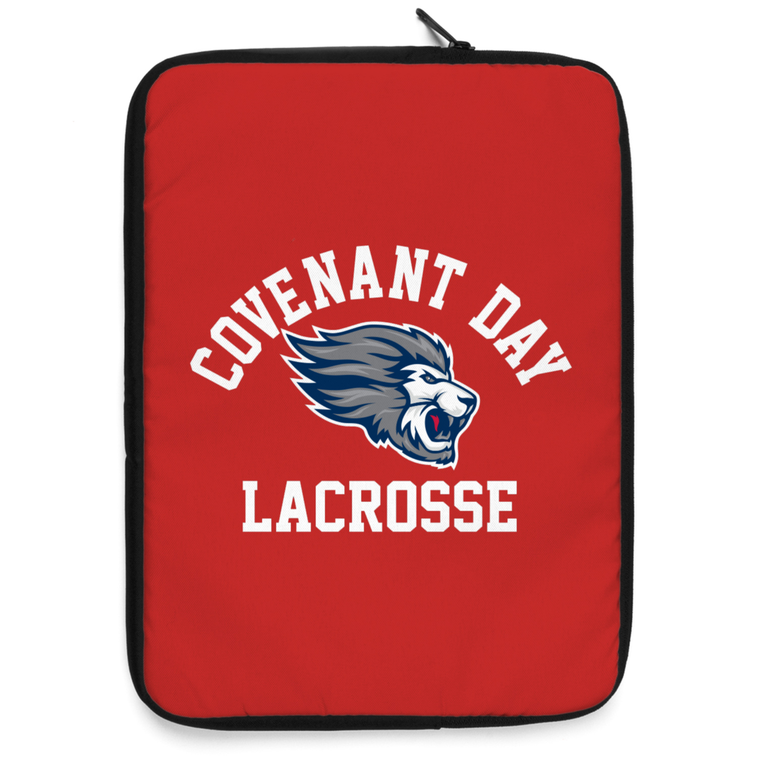 Covenant Day Lacrosse Laptop Sleeve