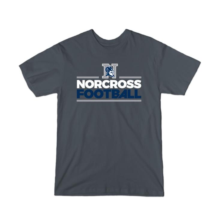 Norcross Football T-Shirt