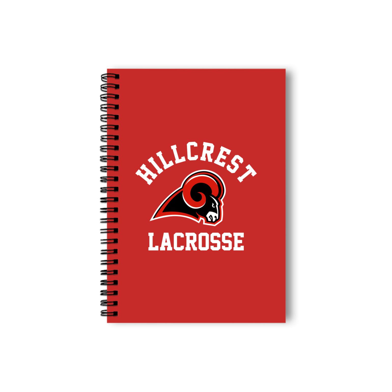 Hillcrest Lacrosse Notebook