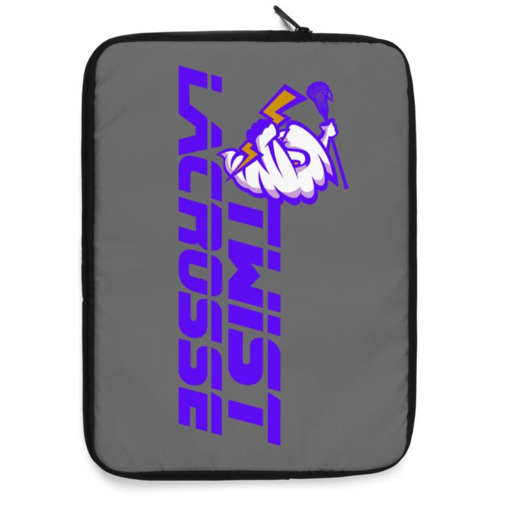 Twist Lacrosse Laptop Sleeve