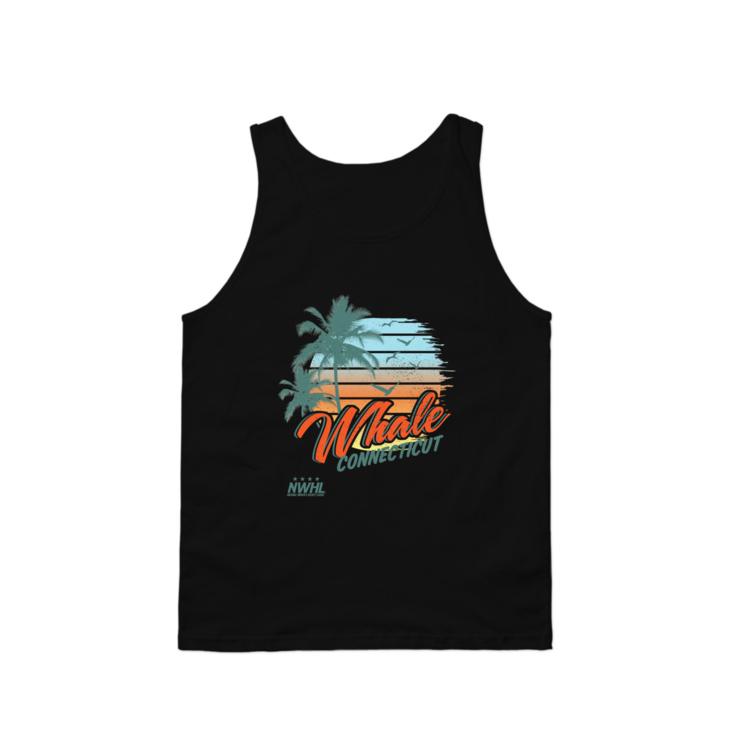 Connecticut Whale Summer Tank Top