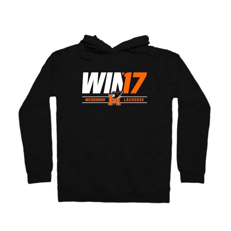 McDonogh Win '17 Playoffs Pullover Hoodie