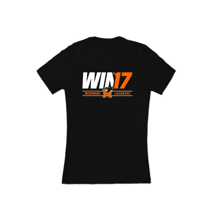 McDonogh Win '17 Playoffs T-Shirt