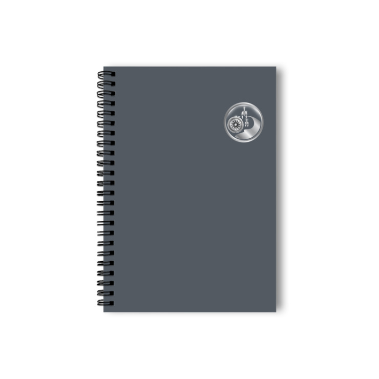 Fit Dad Nation Notebook/Workout Journal