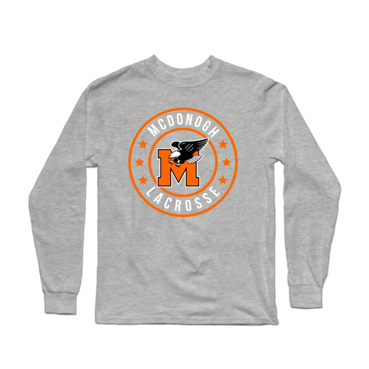 McDonogh Lax Badge Longsleeve Shirt