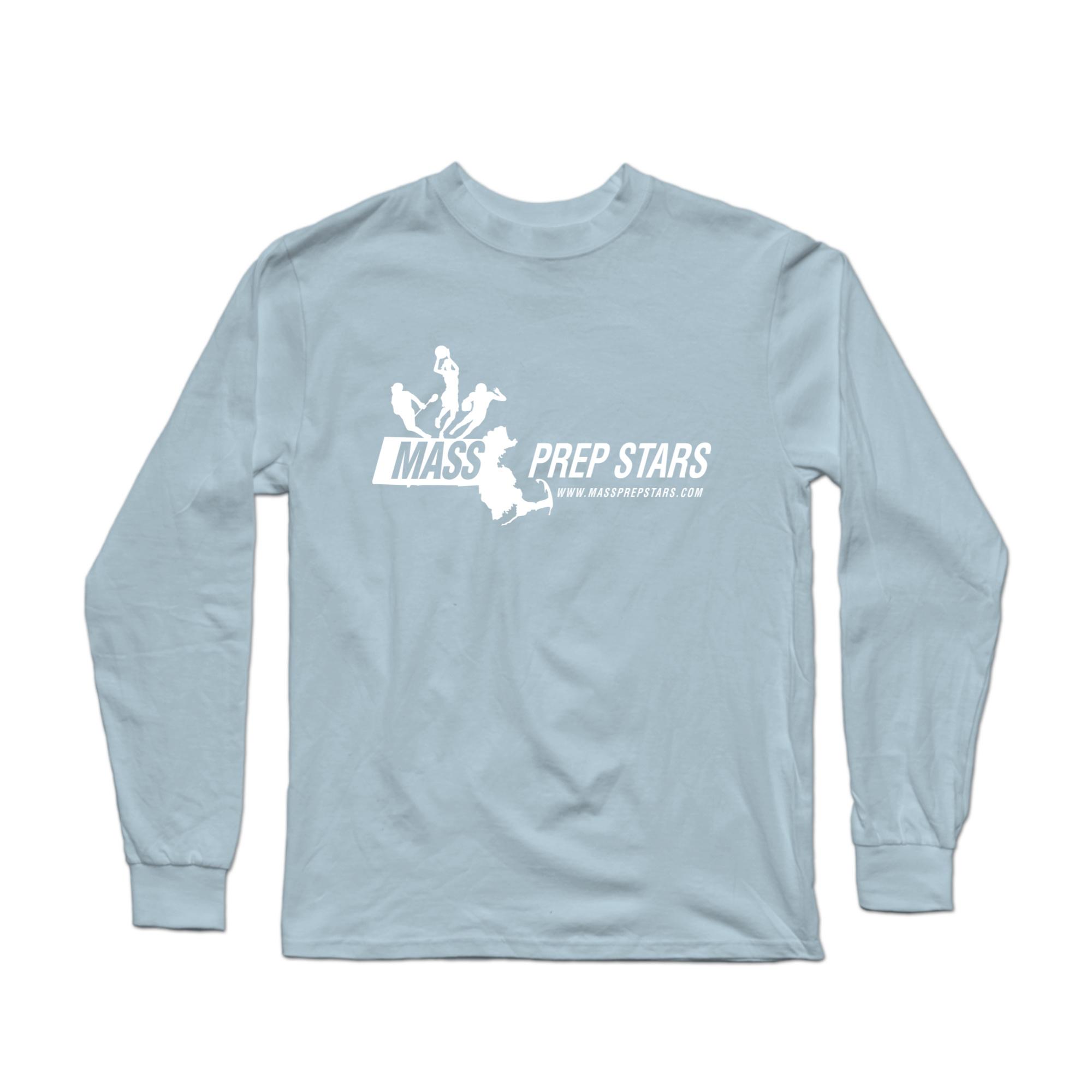 Mass Prep Stars Longsleeve Shirt