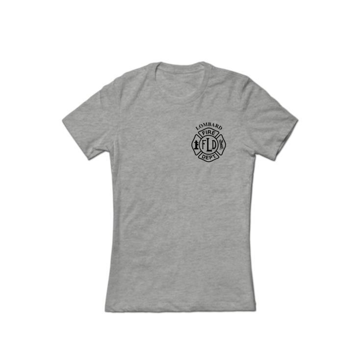 LFD Badge (Black) T-Shirt