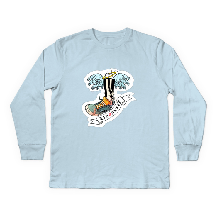 Whistle Sports: Rip Ankle Longsleeve Shirt