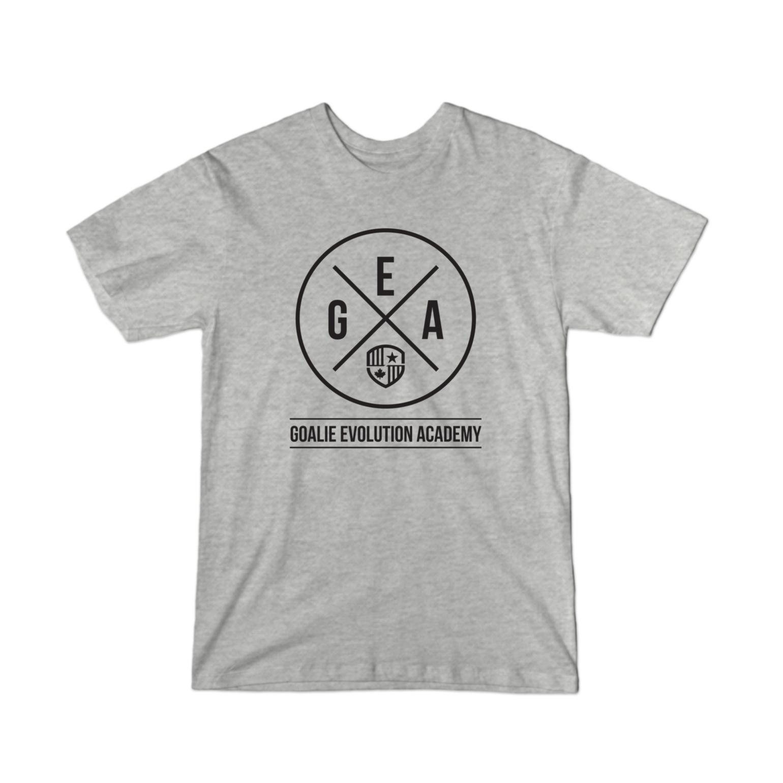 GEA Black Logo T-Shirt