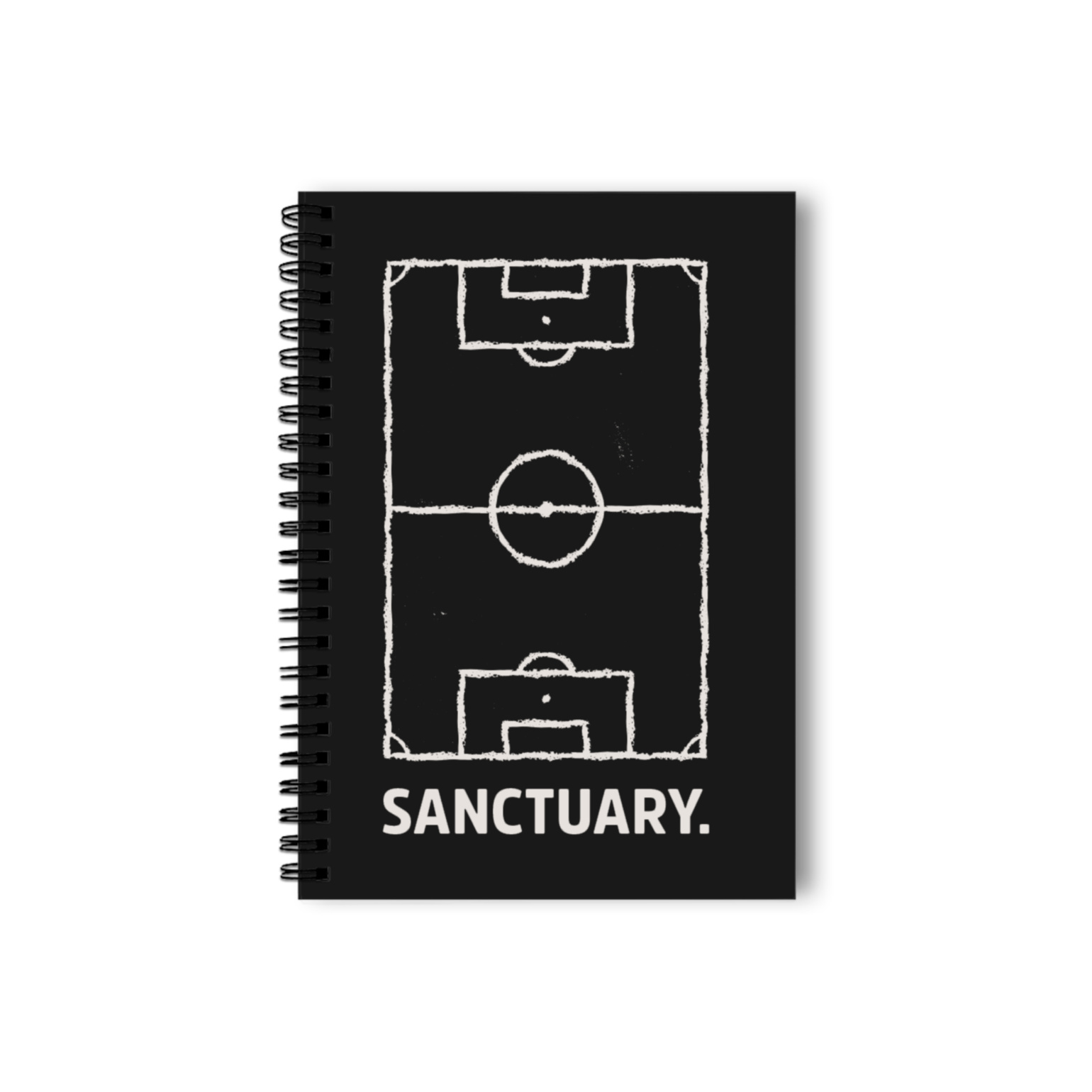 Sanctuary Notebook
