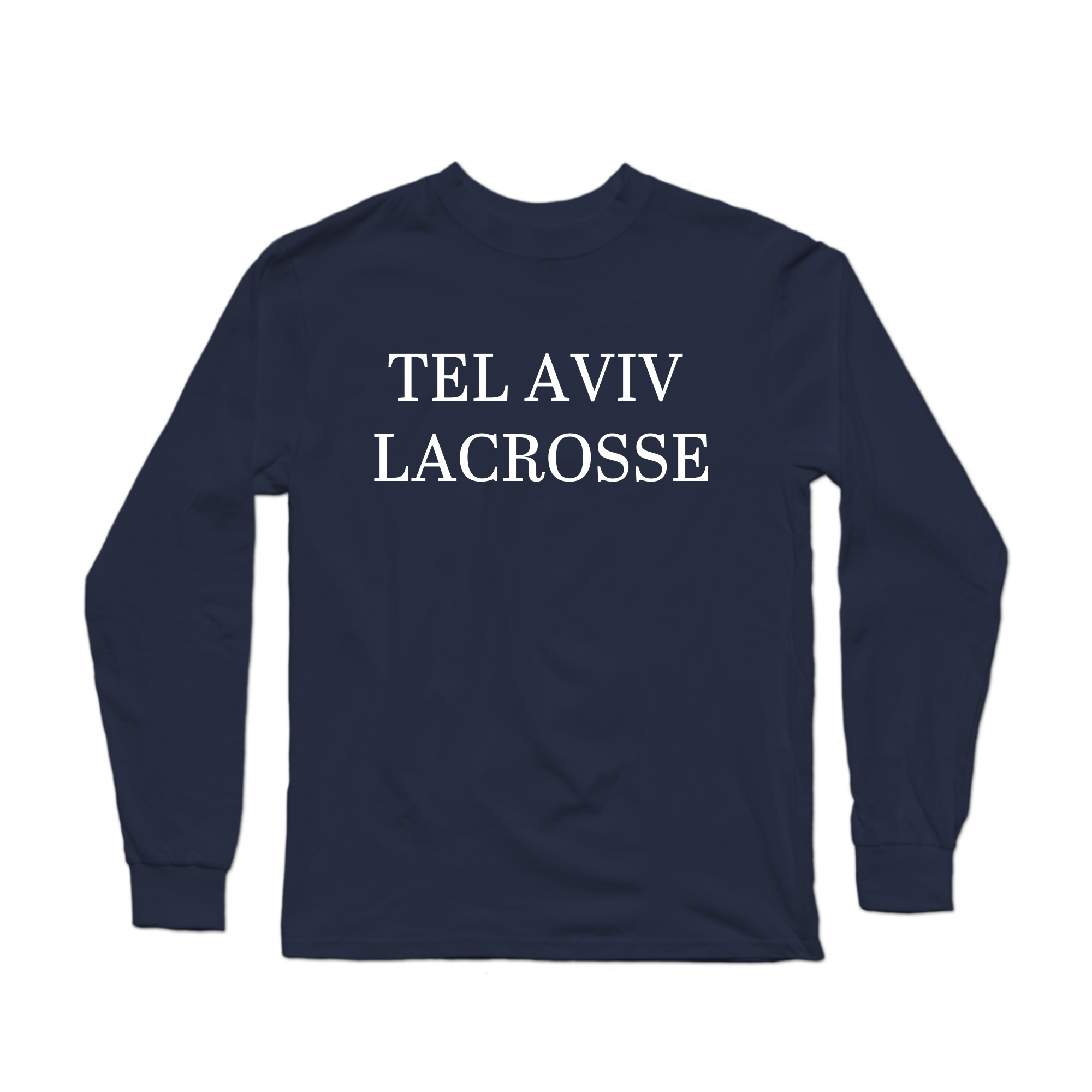 Tel Aviv Lacrosse Long Sleeve
