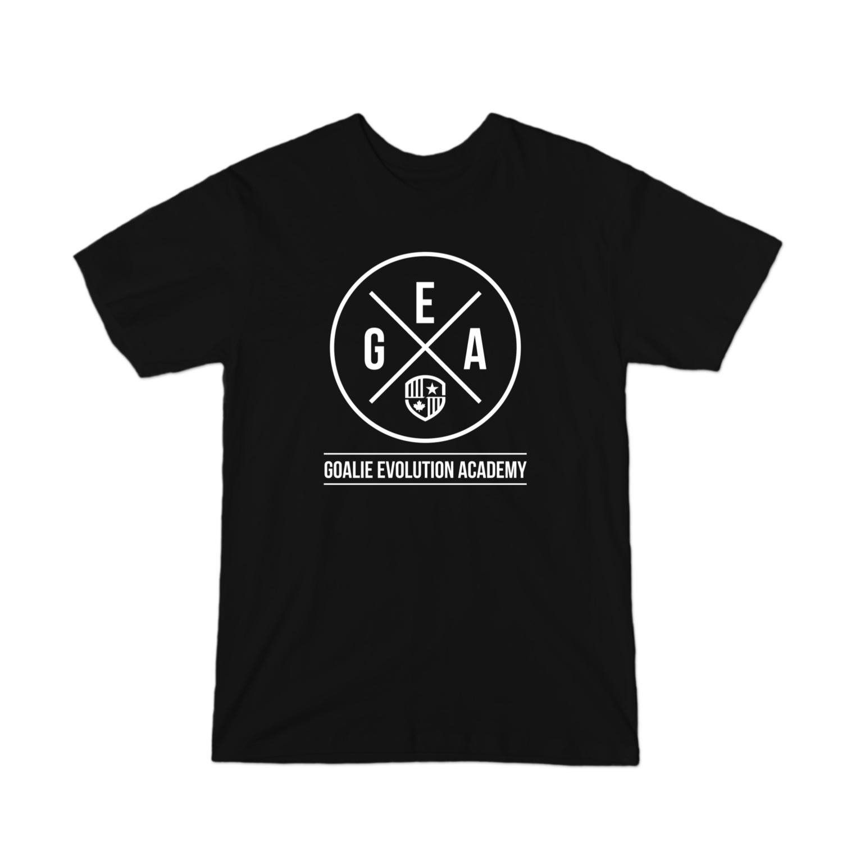 GEA White Logo Youth T-Shirt