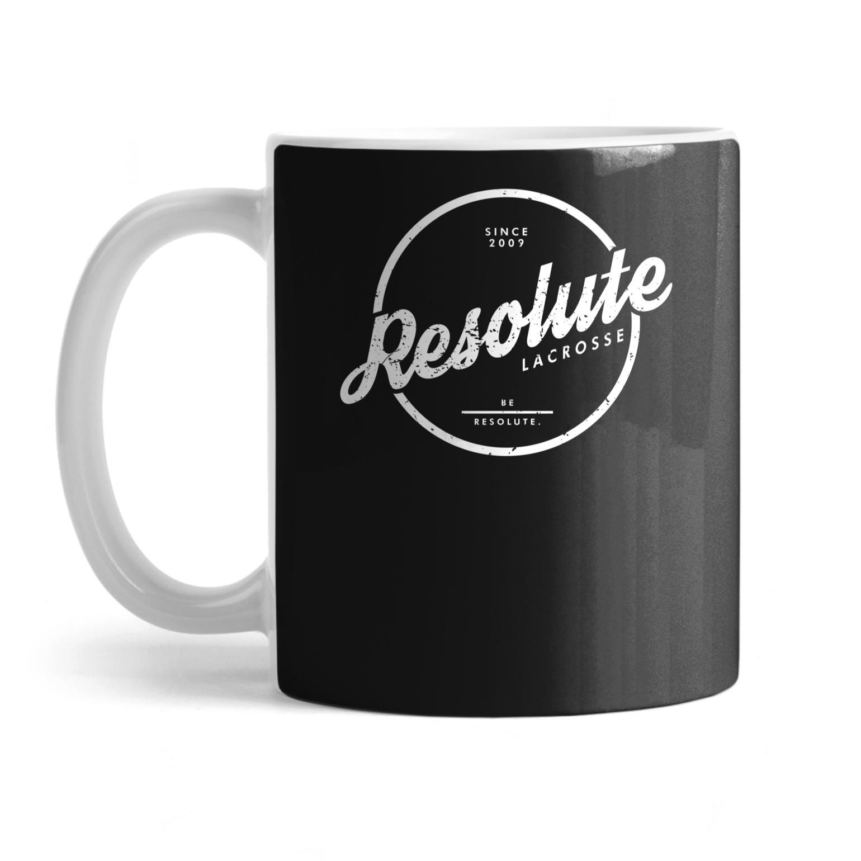 Be Resolute Mug