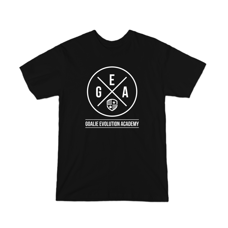 GEA White Logo T-Shirt
