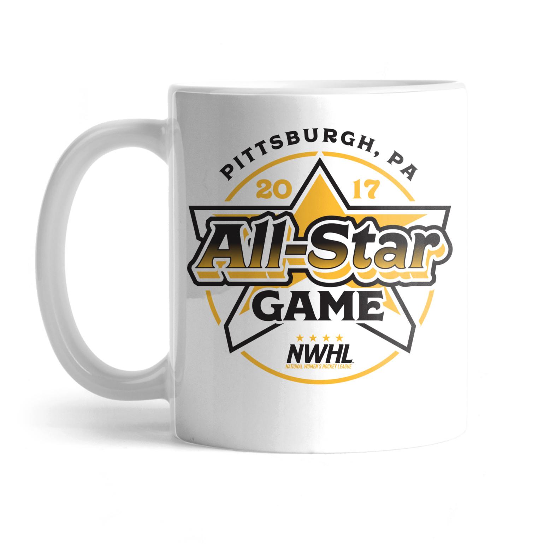 NWHL 2017 All Star Game  Mug