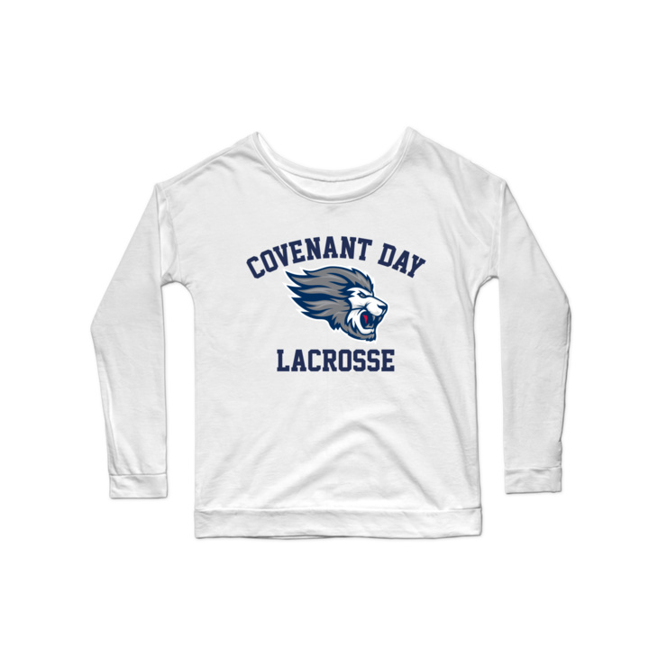 Covenant Day Lacrosse Longsleeve Shirt