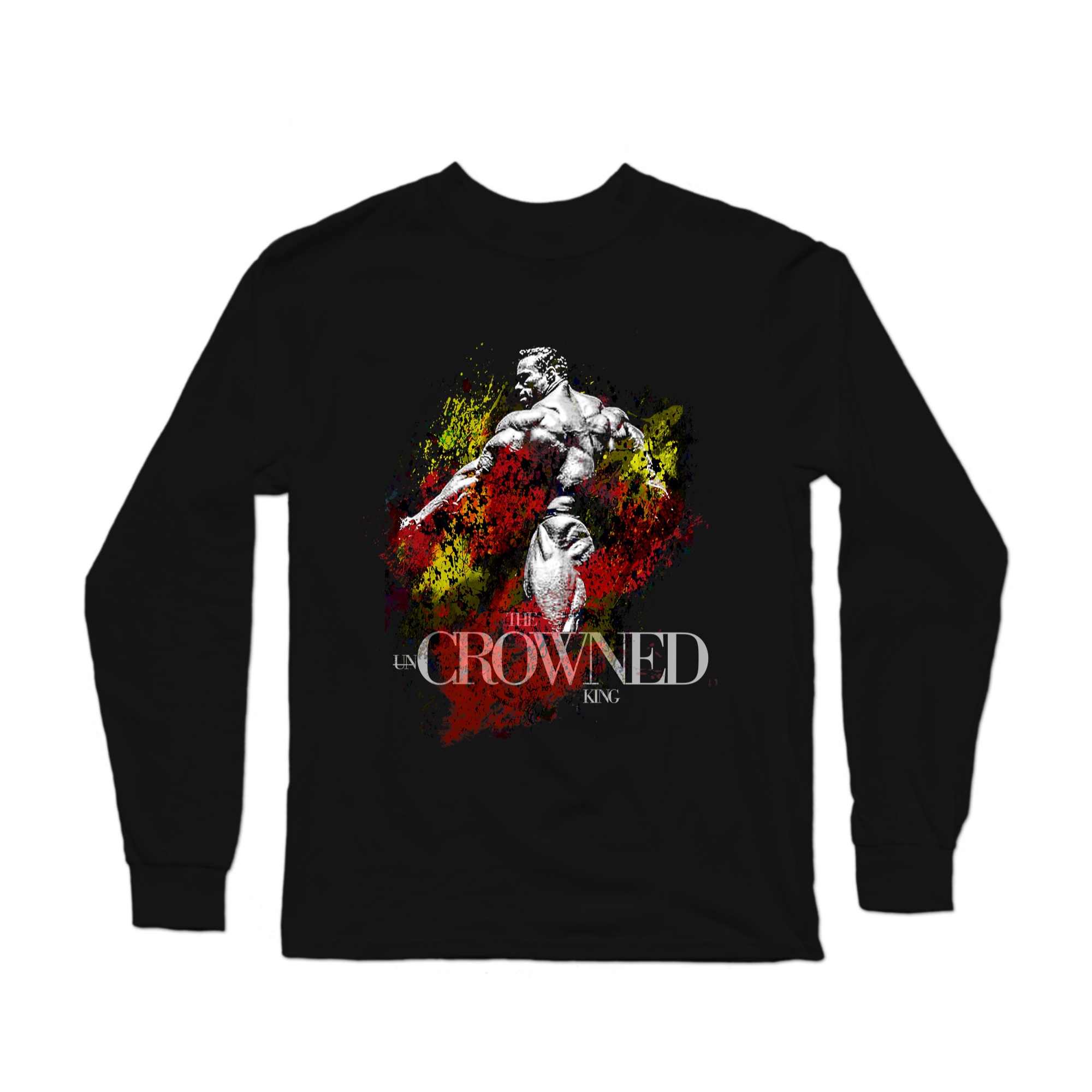 The Uncrowned King Longsleeve Shirt