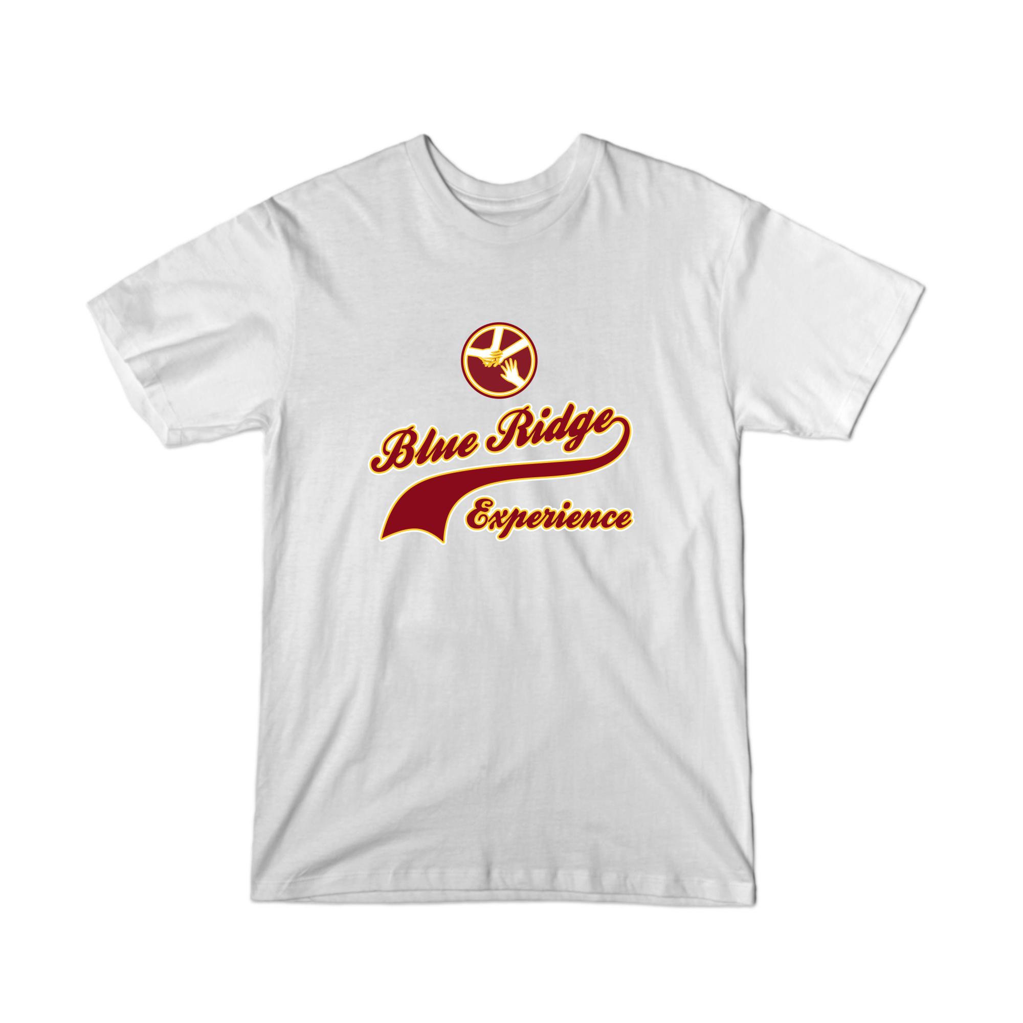 Blue Ridge Maroon & Gold T-Shirt
