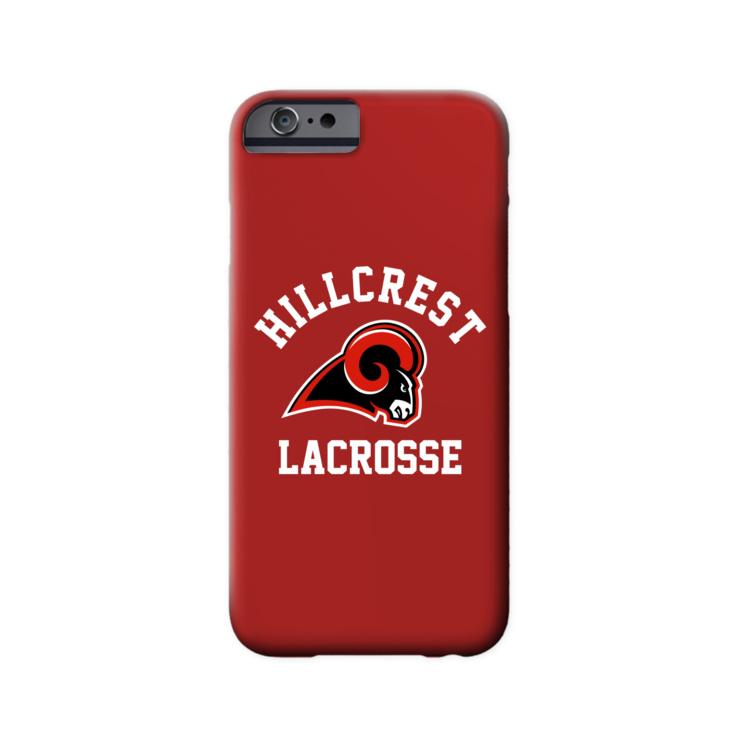 Hillcrest Lacrosse Phone Case