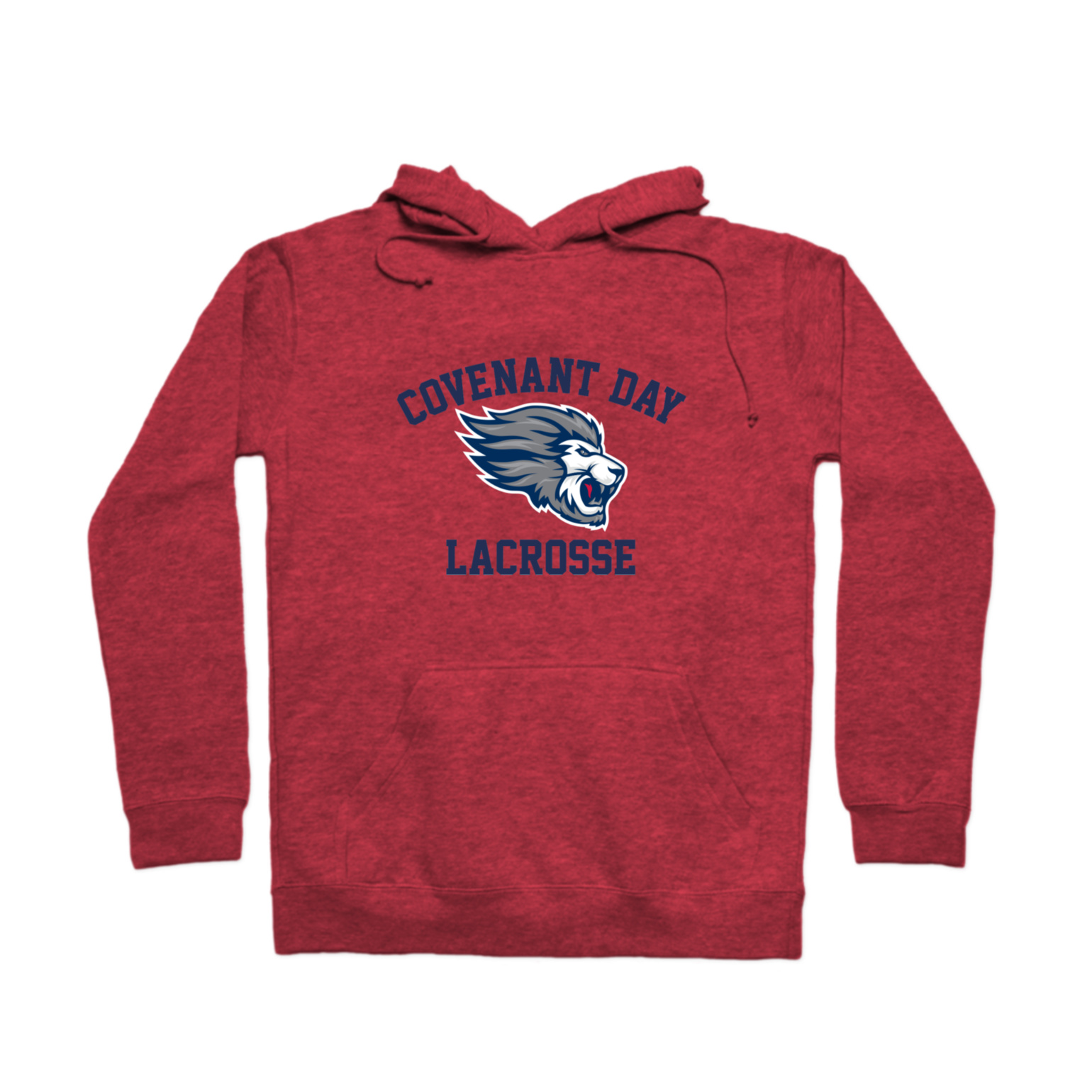 Covenant Day Lacrosse Pullover Hoodie