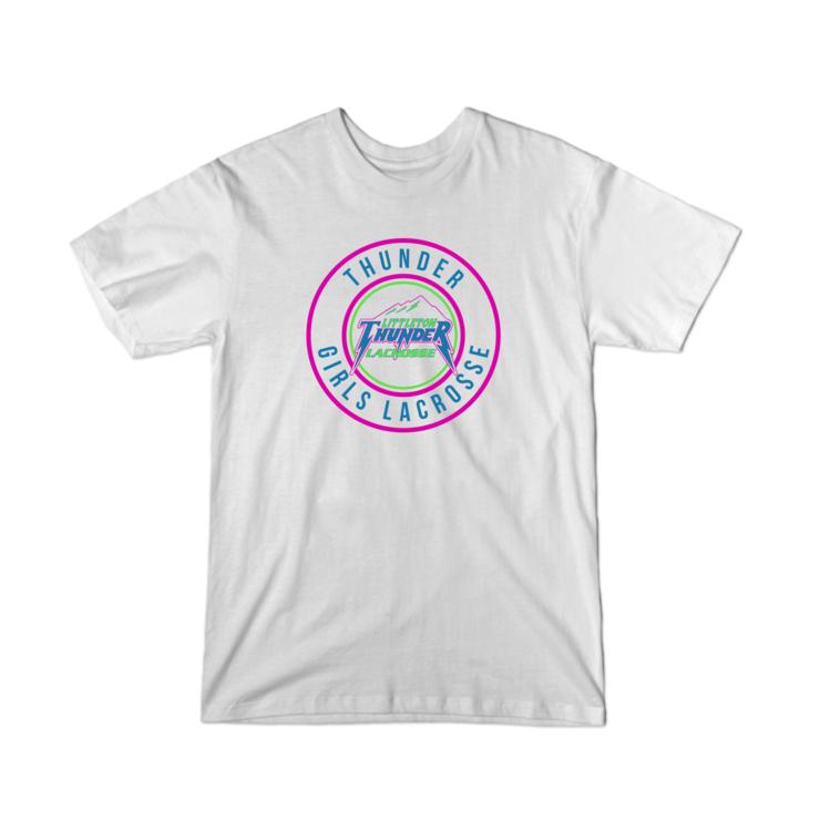 Thunder Lacrosse Youth T-Shirt