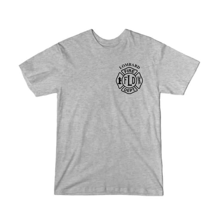LFD Badge (Black) Youth T-Shirt