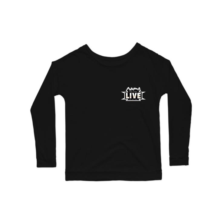 Paul Rabil Live! 2017 Tour Longsleeve Shirt