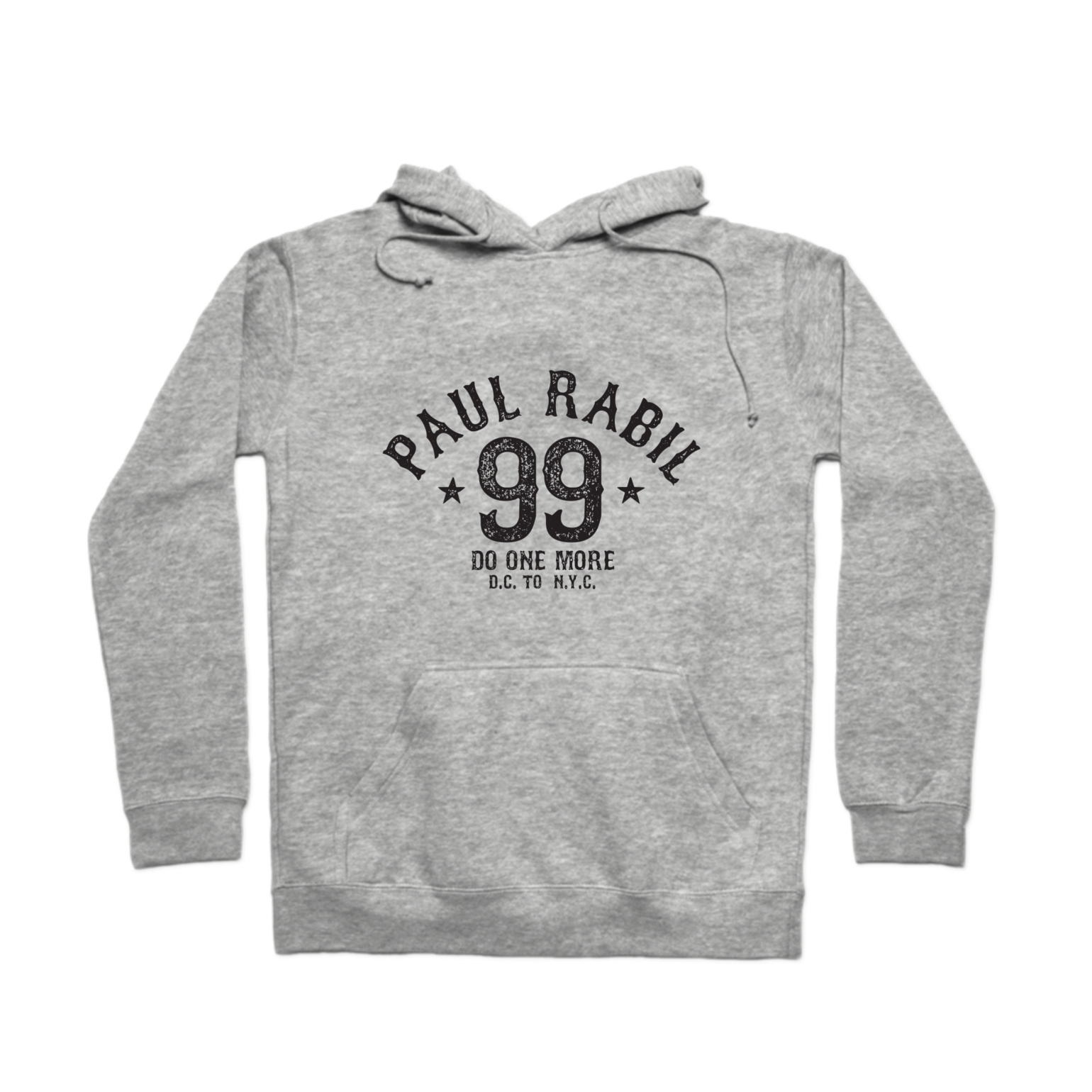 Paul Rabil Do One More Pullover Hoodie