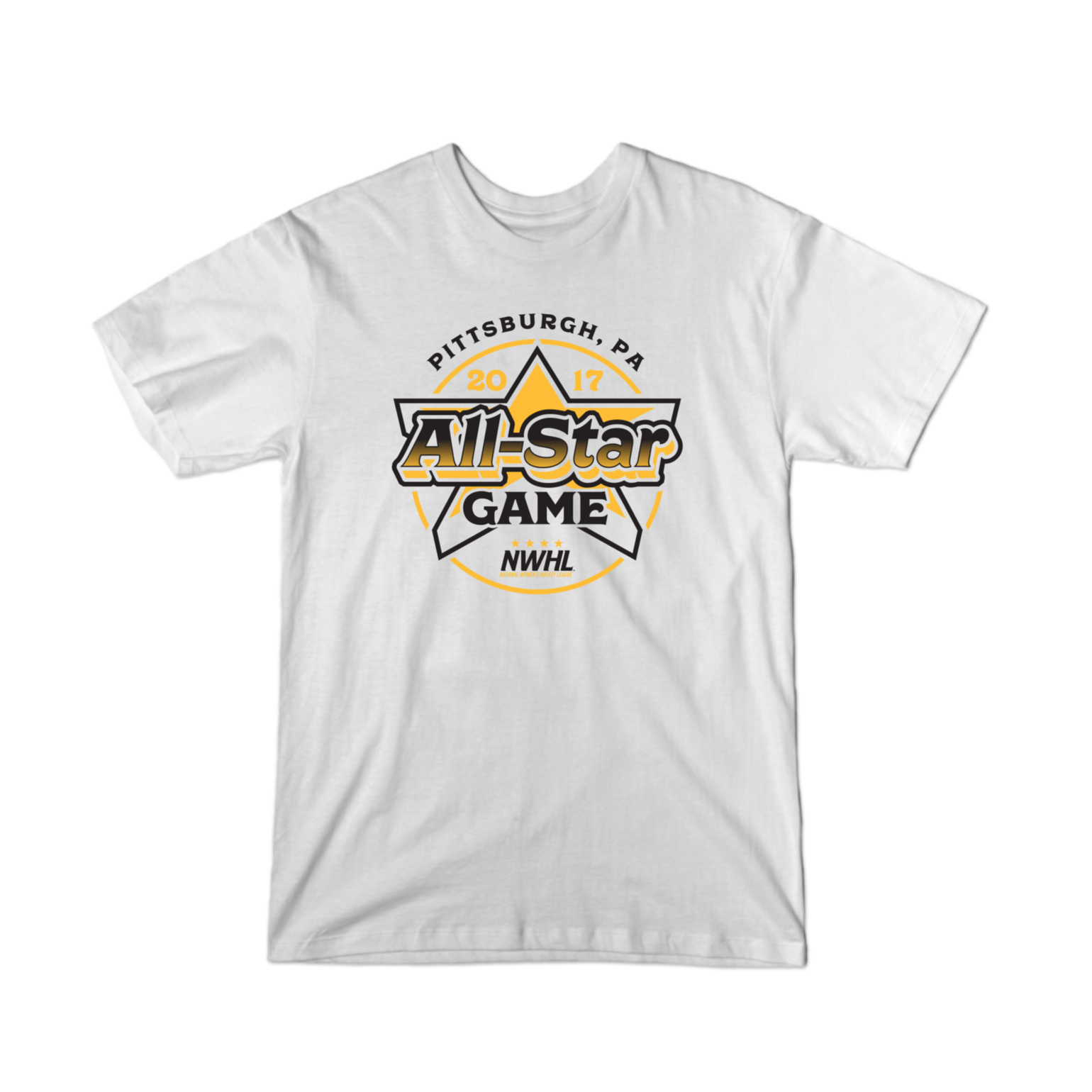 NWHL 2017 All Star Game  Youth T-Shirt
