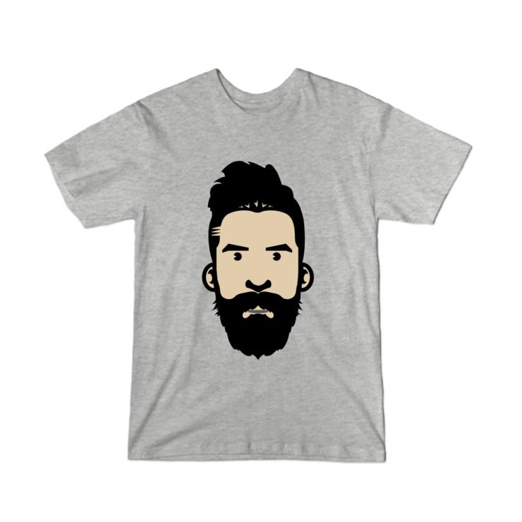 Beardmoji Youth T-Shirt