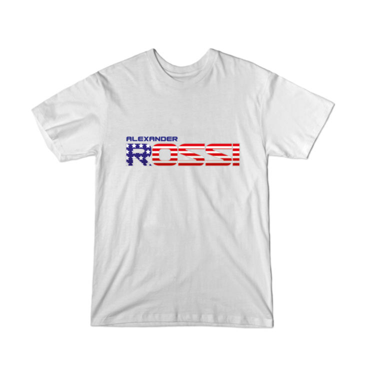 Rossi RW&B Youth T-Shirt