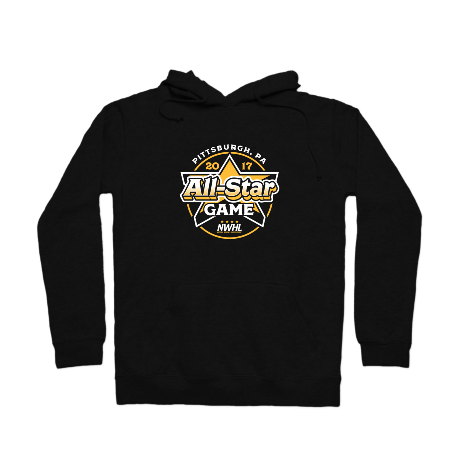 NWHL 2017 All Star Game  Pullover Hoodie