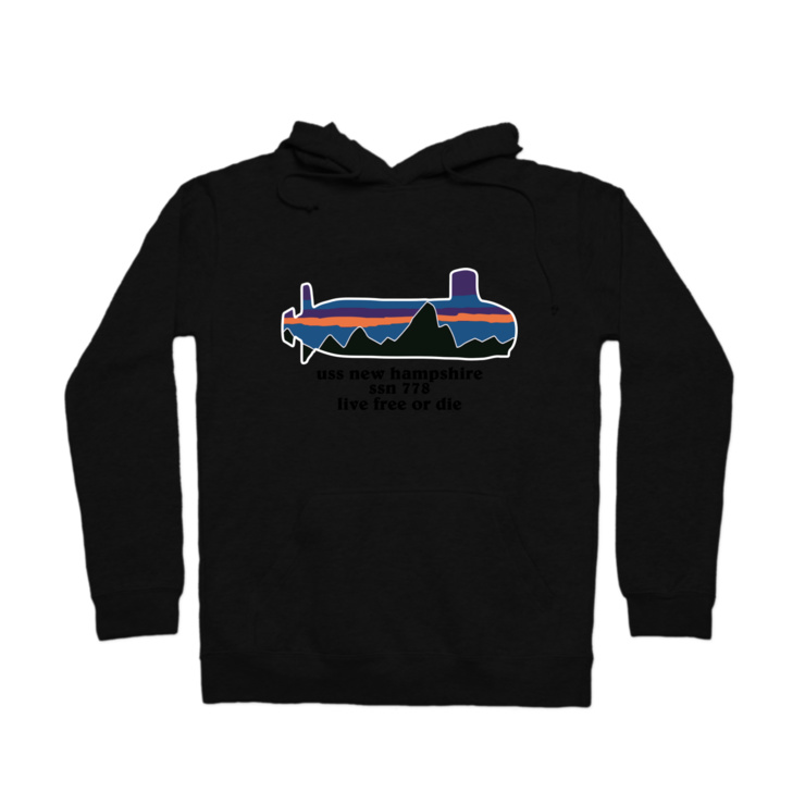 sub Pullover Hoodie