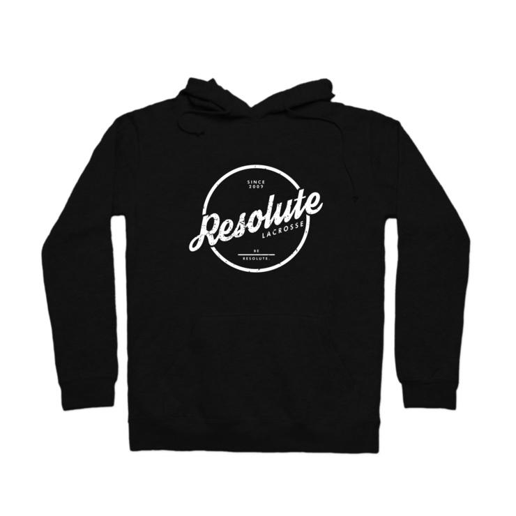 Be Resolute Pullover Hoodie