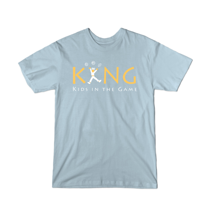 Kids In The Game T-Shirt