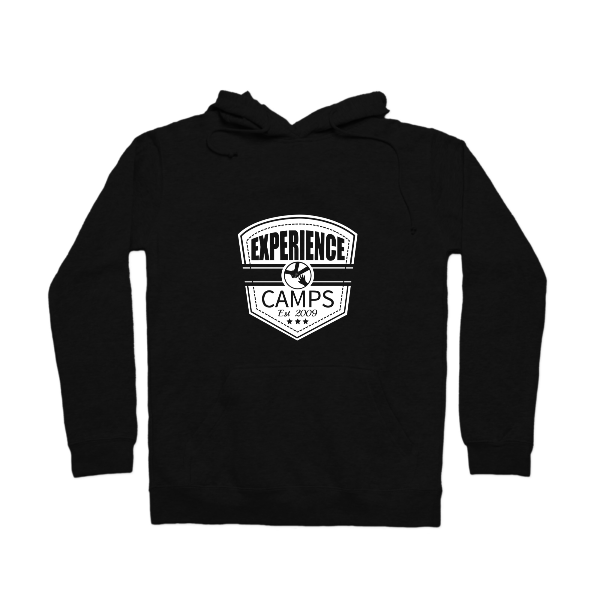 ExCamps 3 Stars Pullover Hoodie