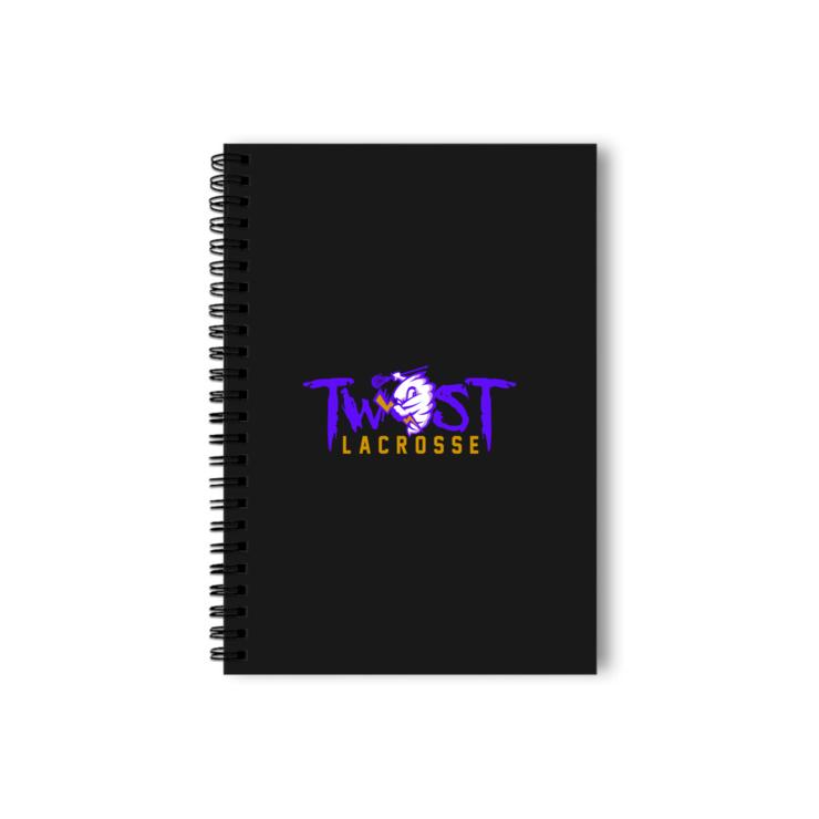 Twist Lacrosse Notebook