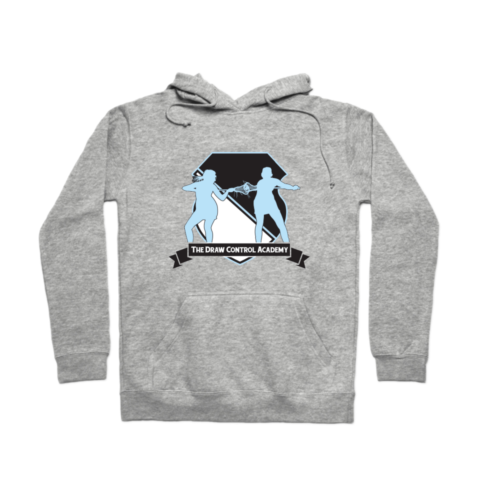 Draw Control Academy  Pullover Hoodie
