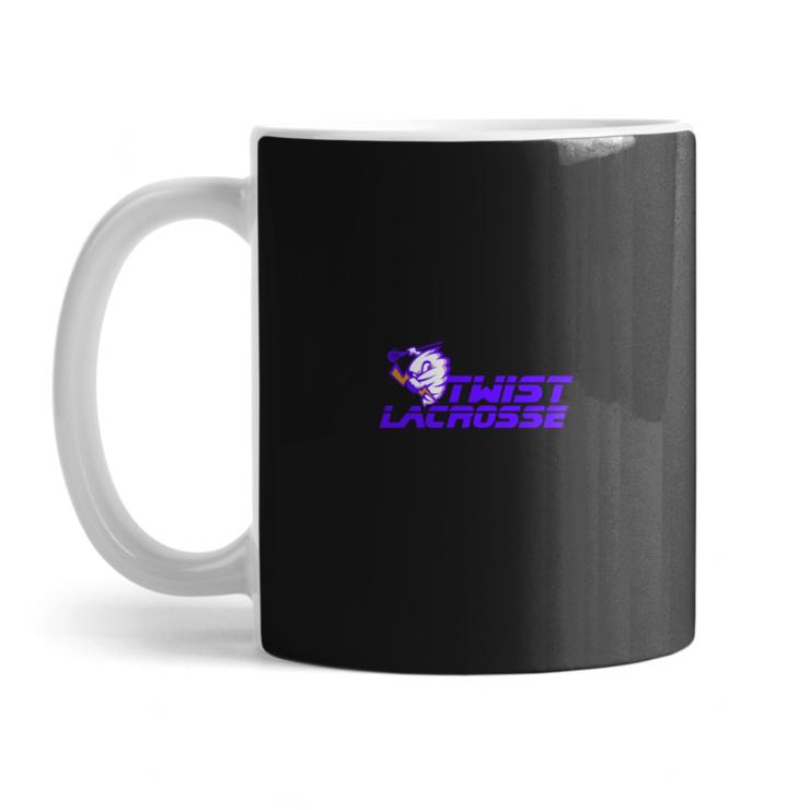 Twist Lacrosse Mug