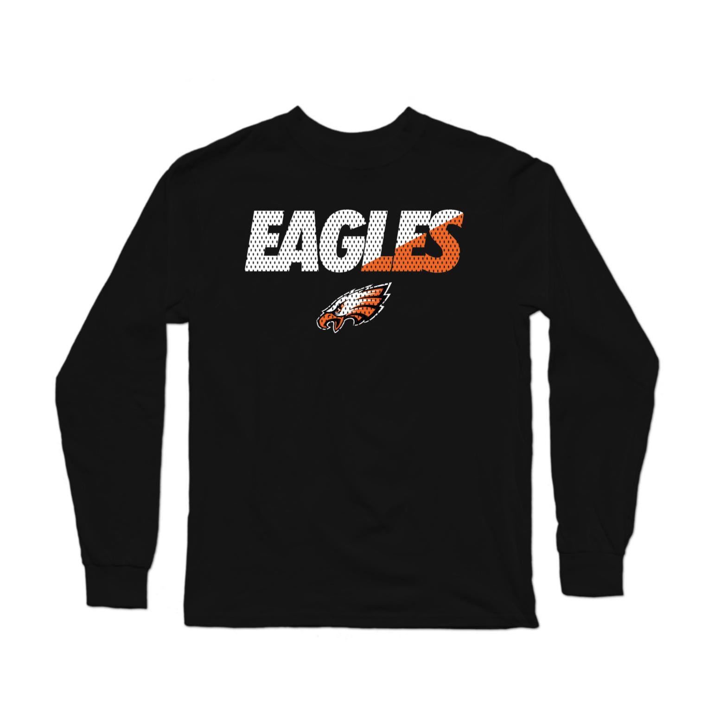 Eagles Mesh Longsleeve Shirt