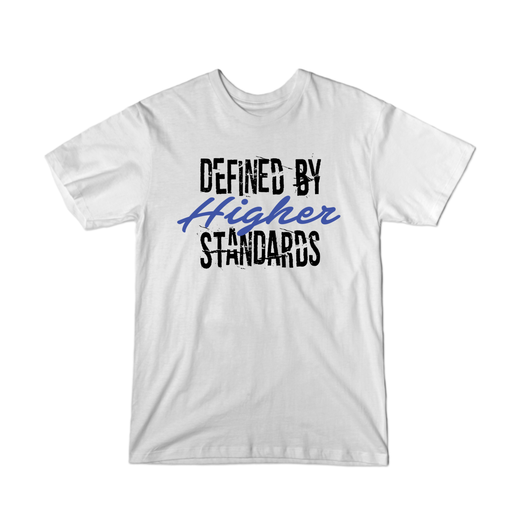 Higher Standards Tee