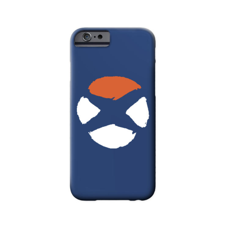 Orange Globe Phone Case