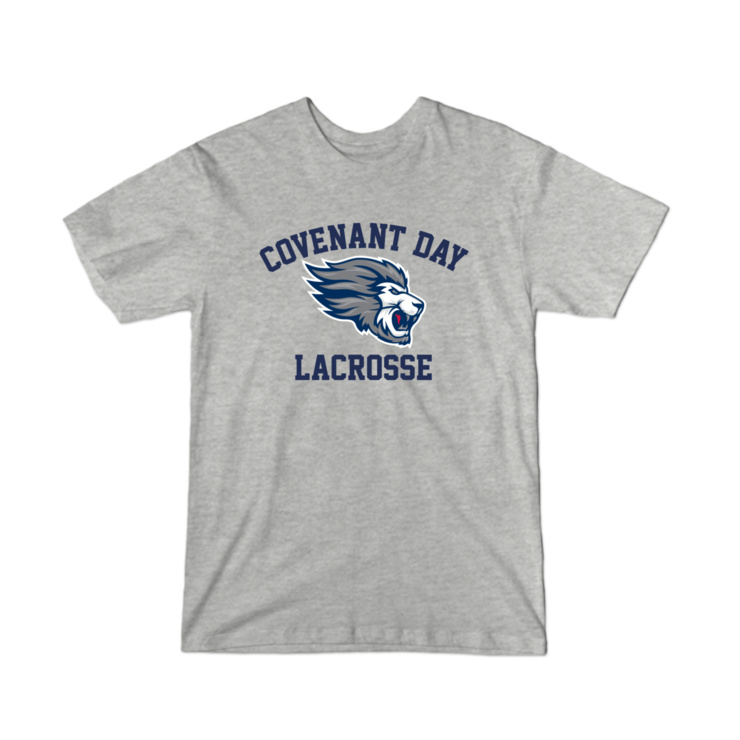 Covenant Day Lacrosse T-Shirt